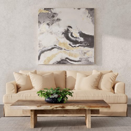 Newport Slipcovered Collection - Sofa - room setting SY-130000-391084