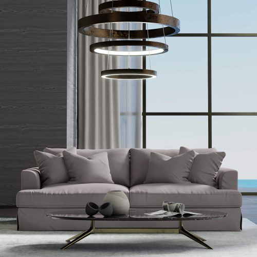 Newport Slipcovered Collection - Sofa - room setting SY-130000-391094