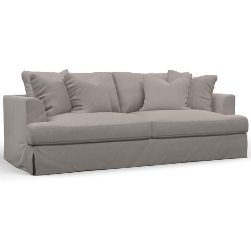 Newport Slipcovered Collection - Sofa - three-quarter view SY-130000-391094