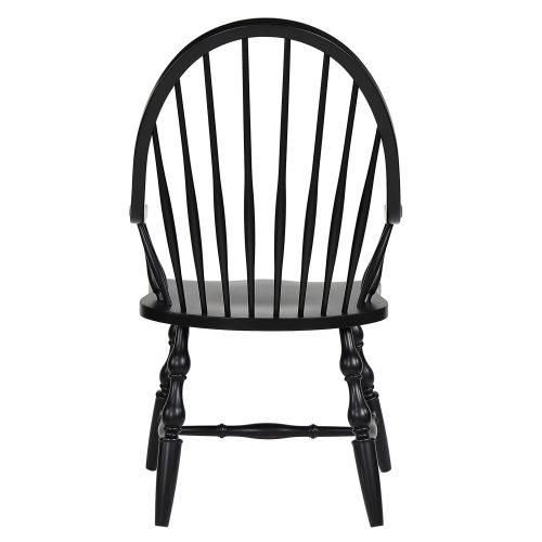 Windsor-Spindleback-Arm-Chair-Back-view-DLU-C30A-AB