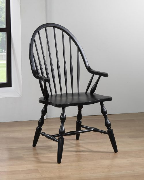Windsor-Spindleback-Arm-Chair-Room-setting-DLU-C30A-AB