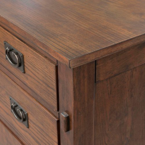 Mission Bay Collection-Dresser-chest-nightstand detail-CF-4900