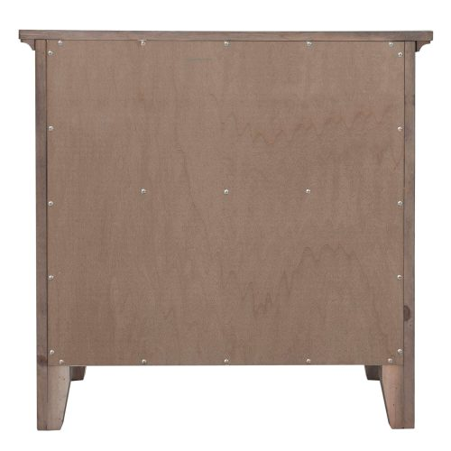 Mission Bay Collection-Nightstand back view-CF-4936-0877