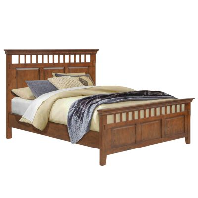 Mission Bay Collection-King Bed-CF-4902-0877-KB