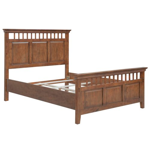 Mission Bay Collection-QueenKing Bed-angle view-CF-4901-0877-QB