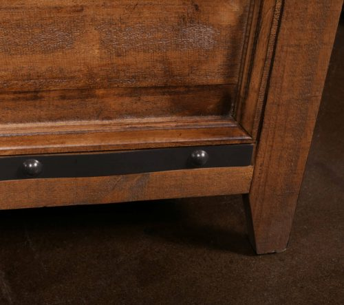 Rustic City Collection- Chest bottom detail-HH-4365-330
