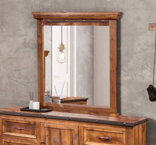 Rustic City mirror room setting-HH-4365-320