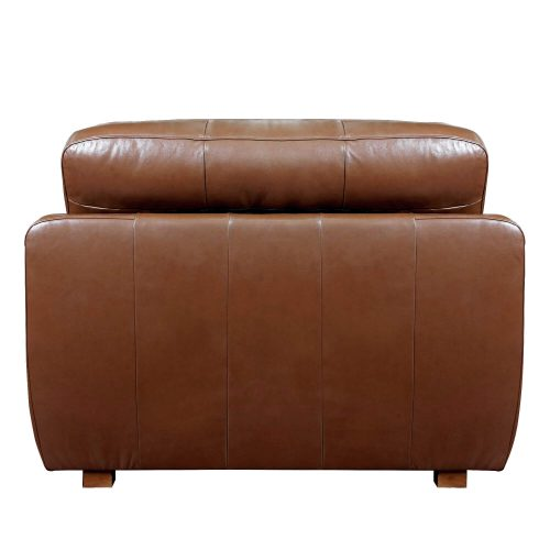 Jayson Chair in Chestnut - Back view - SU-JH3786-101SPE