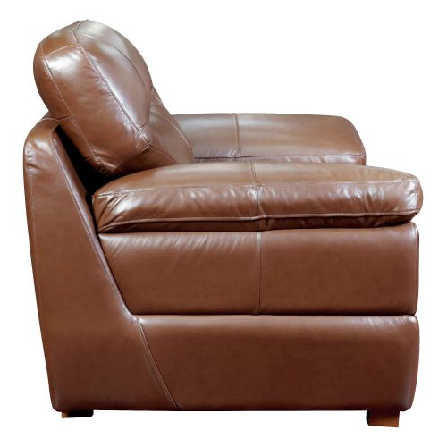 Jayson Chair in Chestnut - Side view - SU-JH3786-101SPE