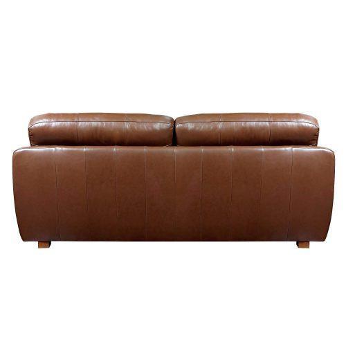 Jayson Sofa in Chestnut - Back view - SU-JH3786-301SPE