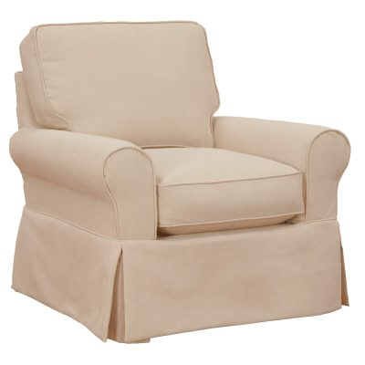 Horizon Collection - Swivel chair-angle view-SU-114993-391084