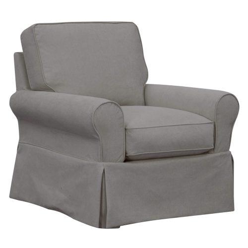 Horizon Collection - Swivel chair-angle view-SU-114993-391094