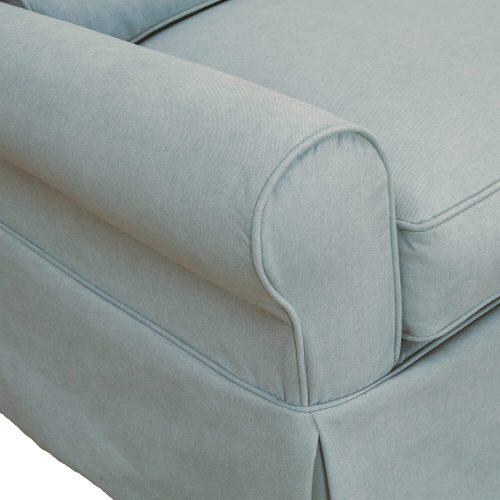 Horizon Collection - Swivel chair-arm detail-SU-114993-391043