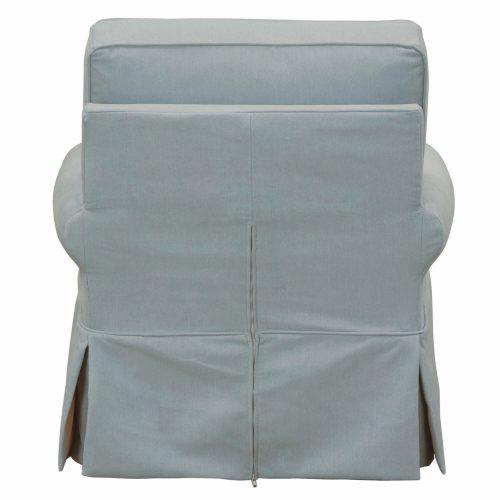 Horizon Collection - Swivel chair-back view-SU-114993-391043