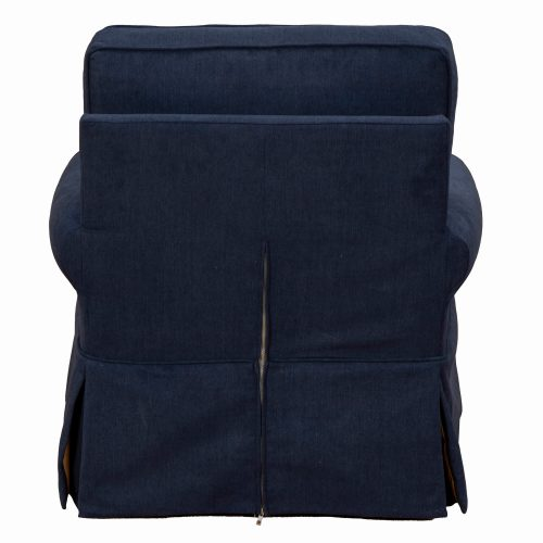 Horizon Collection - Swivel chair-back view-SU-114993-391049
