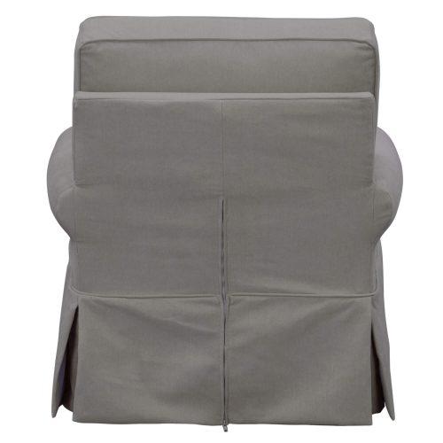 Horizon Collection - Swivel chair-back view-SU-114993-391094