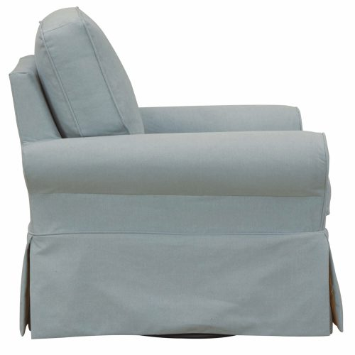 Horizon Collection - Swivel chair-side view-SU-114993-391043