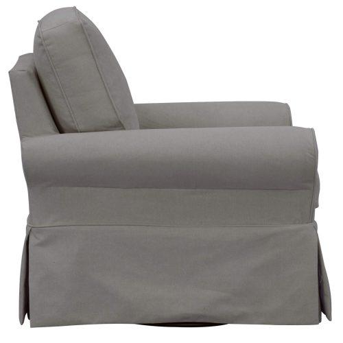 Horizon Collection Swivel chair side view SU 114993 391094