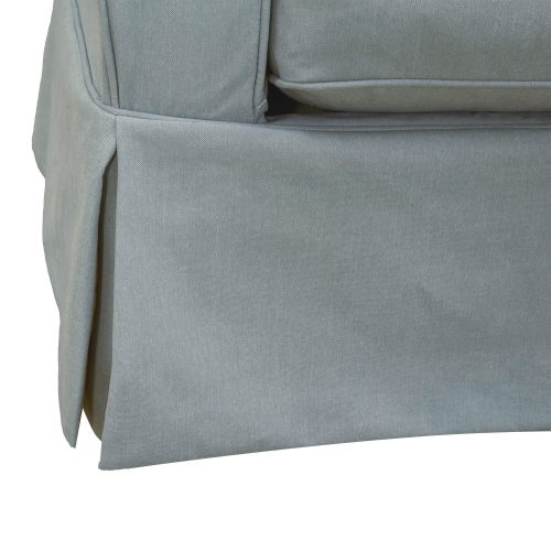 Horizon Collection - Swivel chair-skirt detail-SU-114993-391043