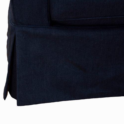 Horizon Collection - Swivel chair-skirt detail-SU-114993-391049