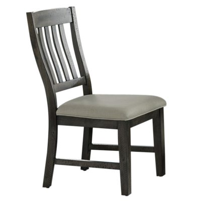 Trestle Dining Collection-dining chairs-angle view-ED-SK170-2